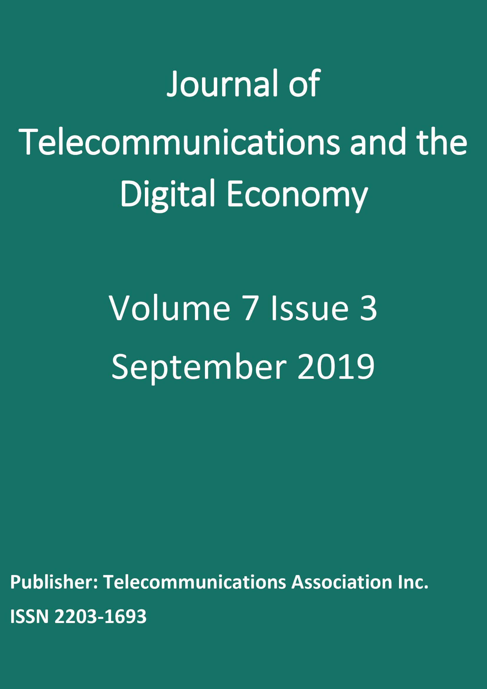 Vol. 7, No. 3 (2019)