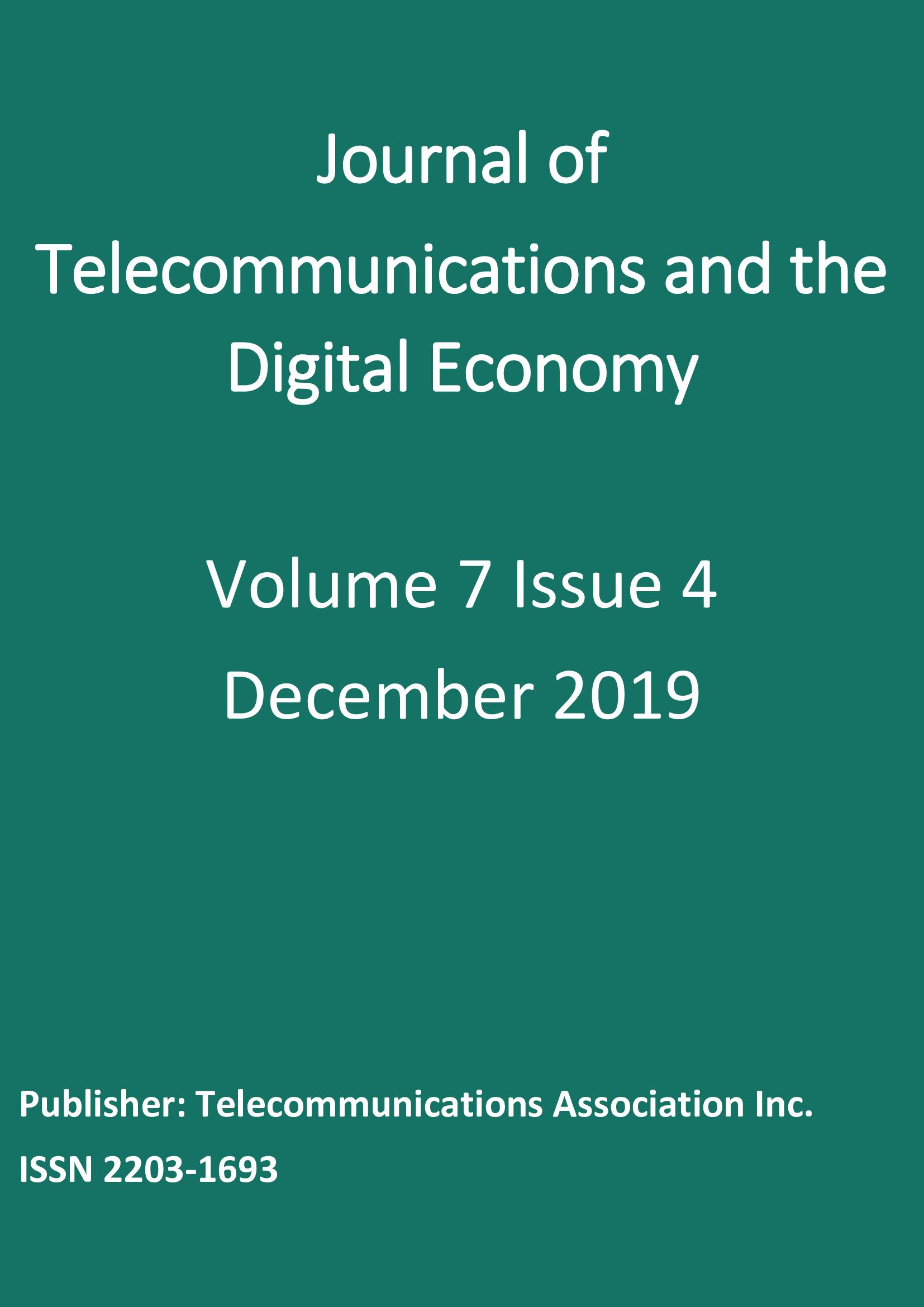 Vol. 7, No. 4 (2019)