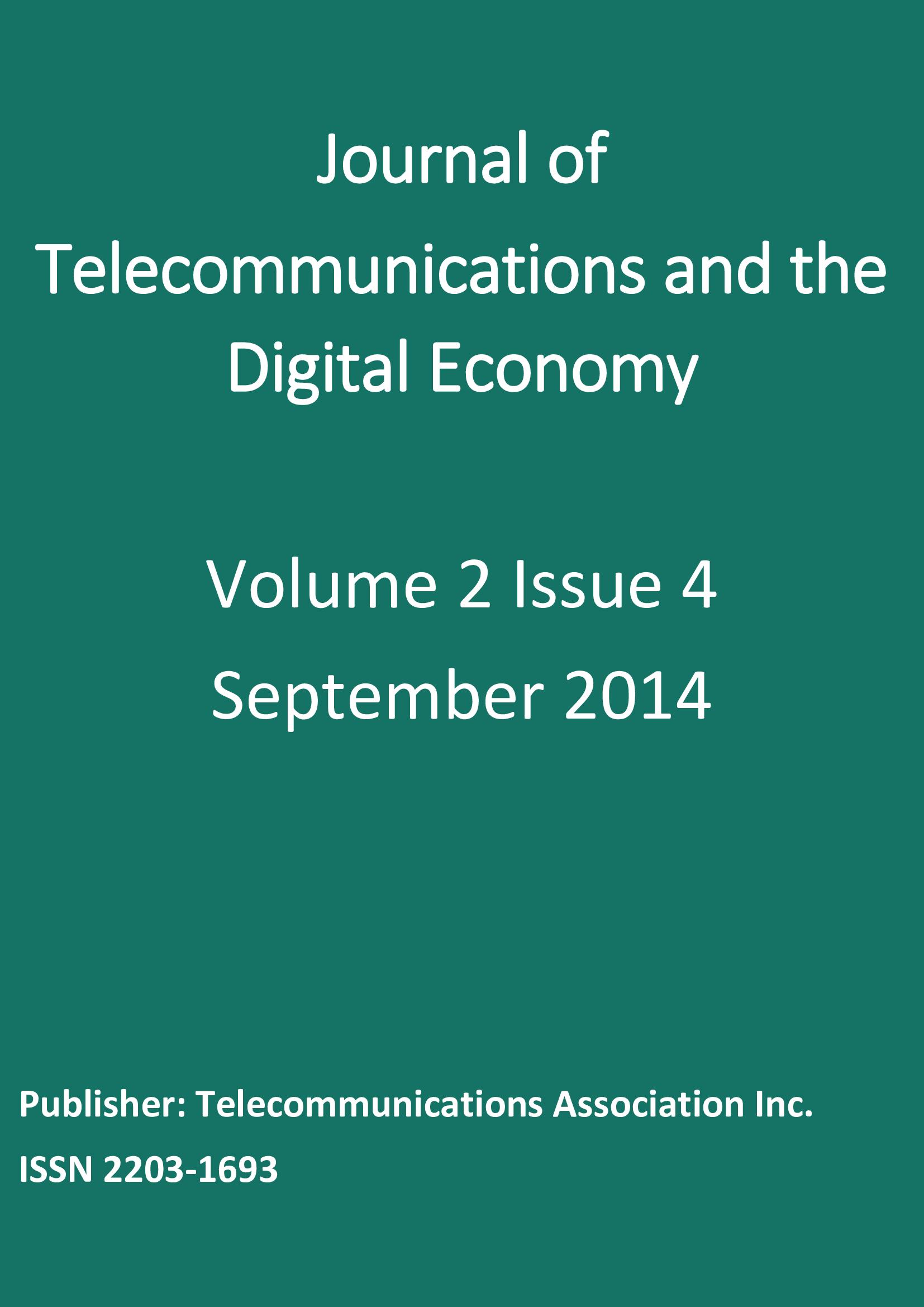 Vol. 2, No. 4 (2014)
